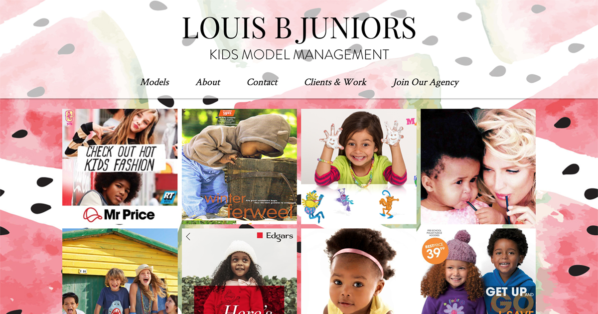 About Louis B Juniors